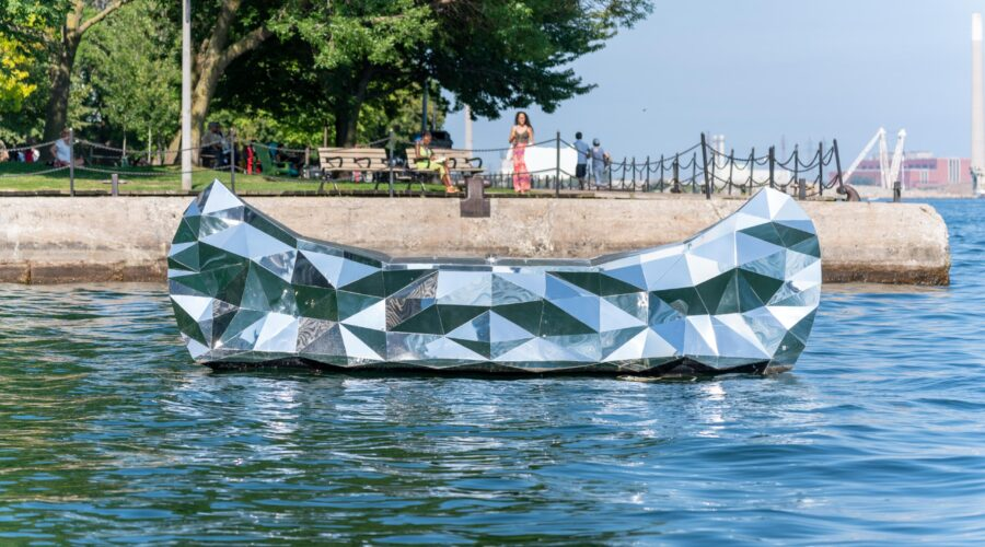 It's The Summer Of Public Art #AtTheWaterfront